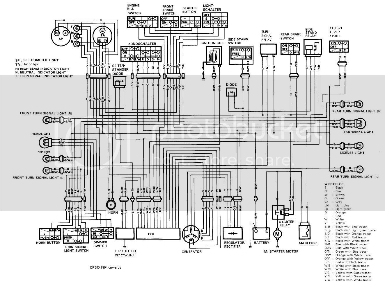 Chevy 350 Wiring Diagram