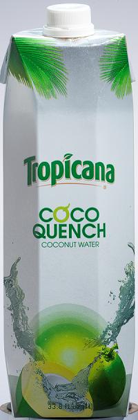 Tropicana Coco Quench Image (1 liter reg)