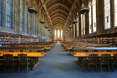 Harry Potter Filmed At University Of Washington