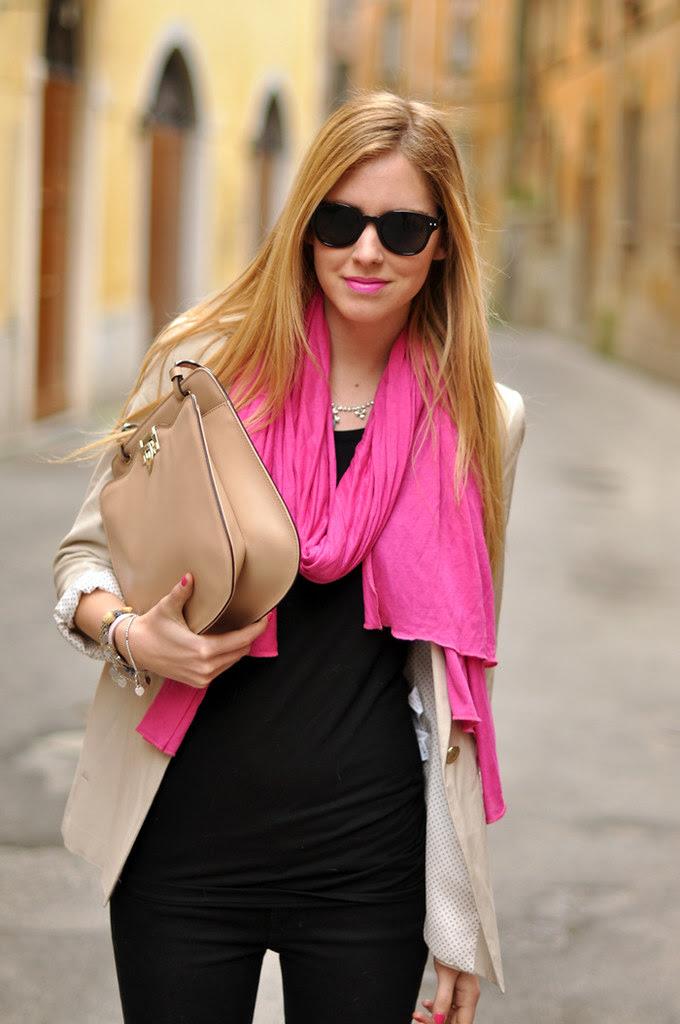 fashion inspiration via theblondesalad