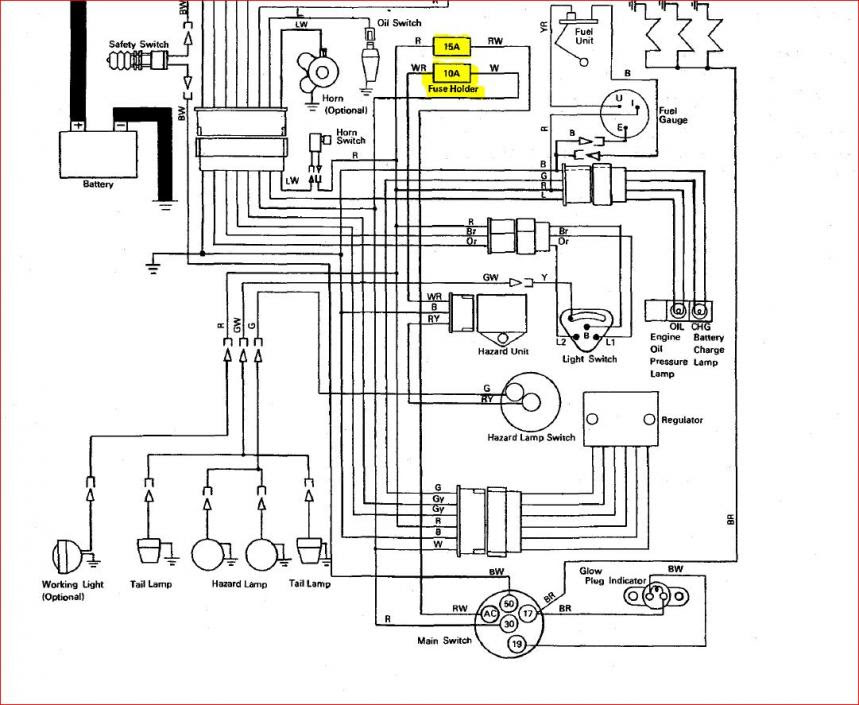 20 Beautiful Kubota Zd21 Wiring Diagram