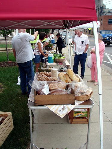 Johnsonburg Farmer's Market on wed july 18