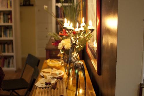 gb 2010 reindeer candles