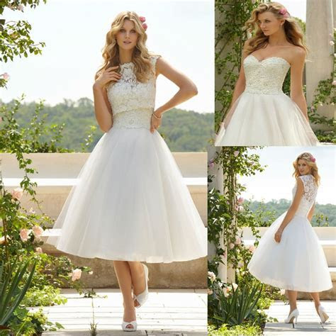 Casual Outdoor Wedding Dresses 2013   Fashion Trends