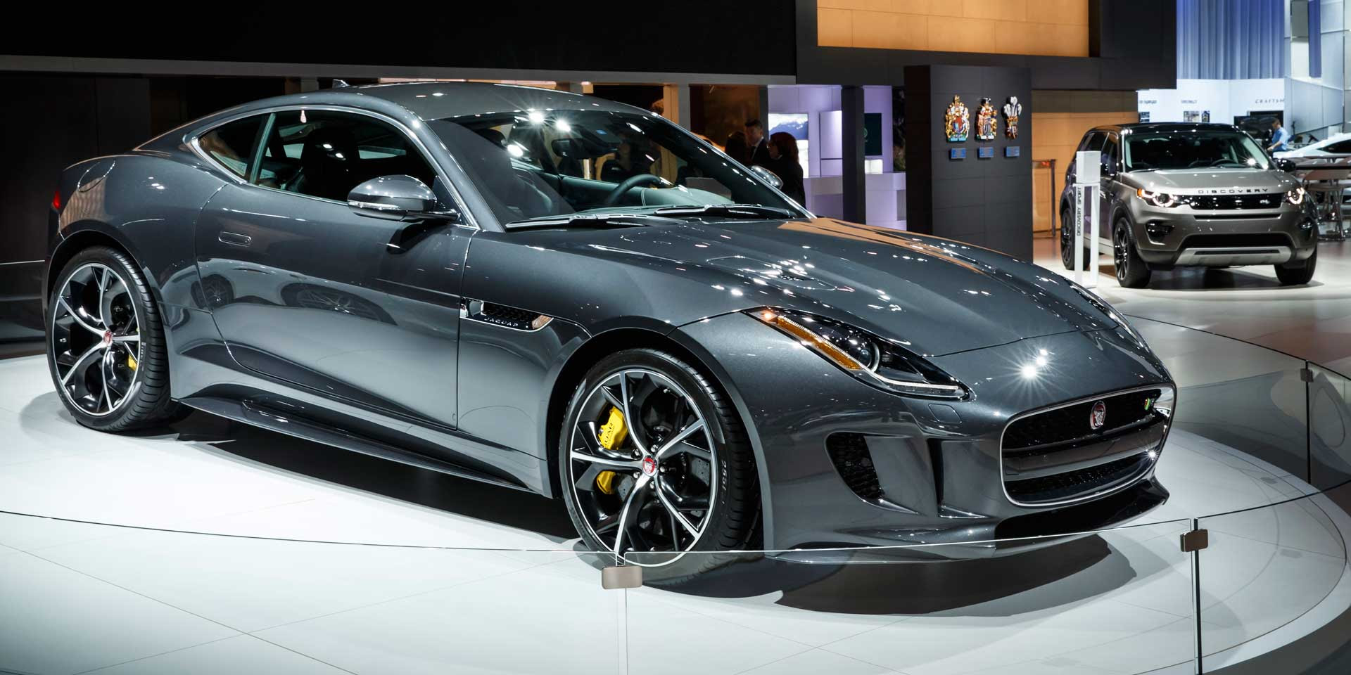 Jaguar F-Type Coupe 2017 Review, Specification, and Price