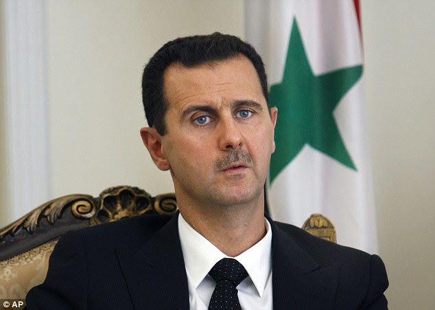 The Islamic State and Syrian dictator Bashar al-Assad have been colluding, according to leaked documents