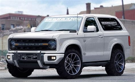 ford  ford bronco price  ford bronco concept
