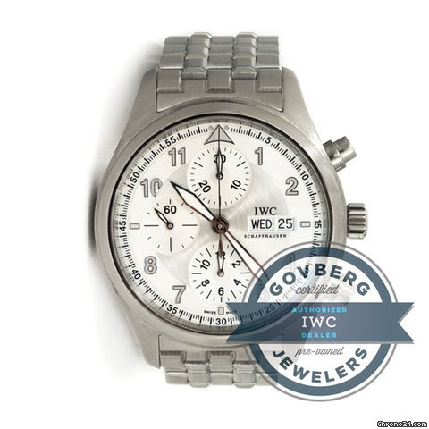 iwc watches on the market new york