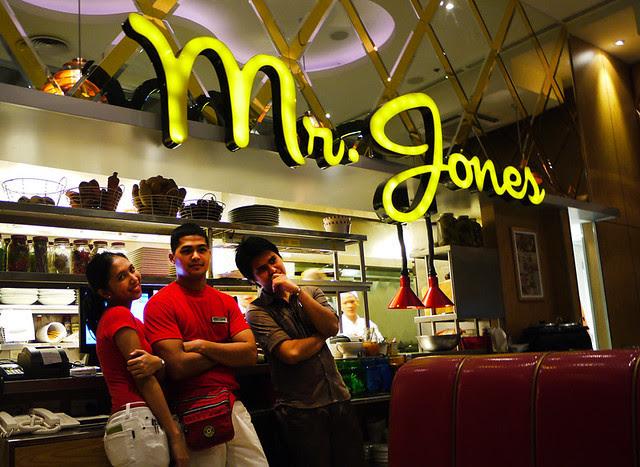 mr jones and them