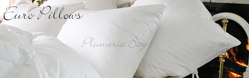 Plumeria Bay® Down Pillows