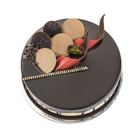 Buy Chocolate Cream Gateaux Cake One Kg Online in