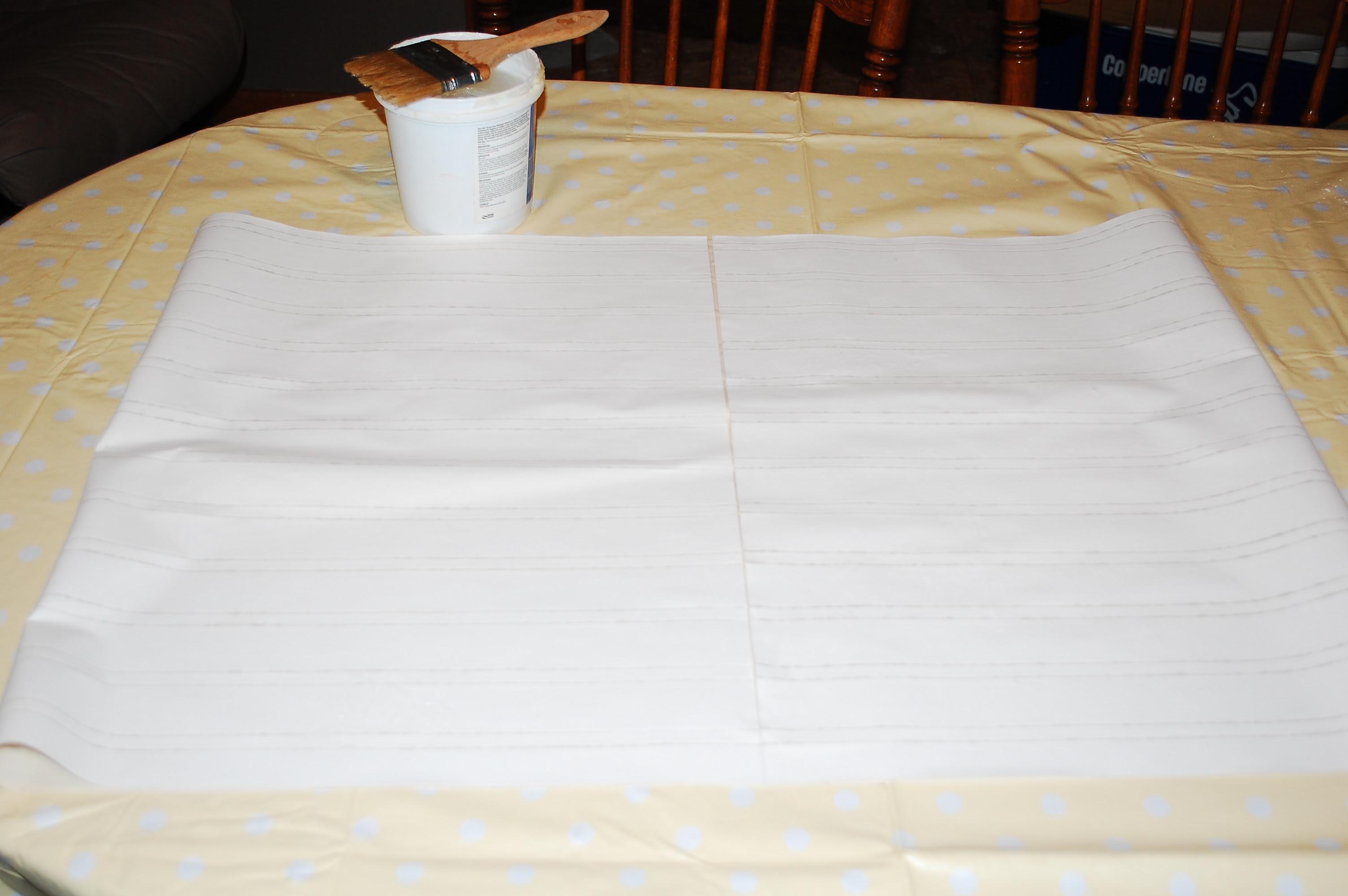 Homemade wallpaper glue wallpaper home for Homemade wallpaper