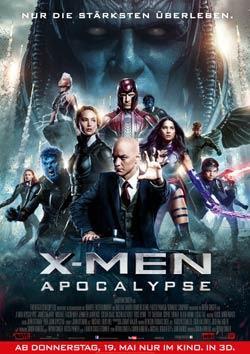 X-Men: Apocalypse Filmplakat