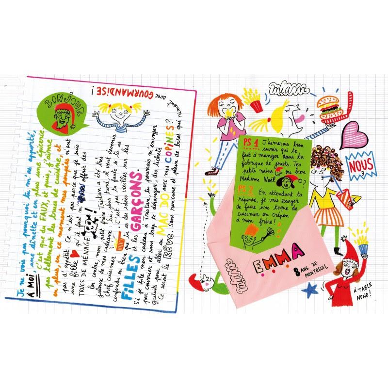 Lettre De Noel Pour Ma Petite Fille - Exemple de Lettre
