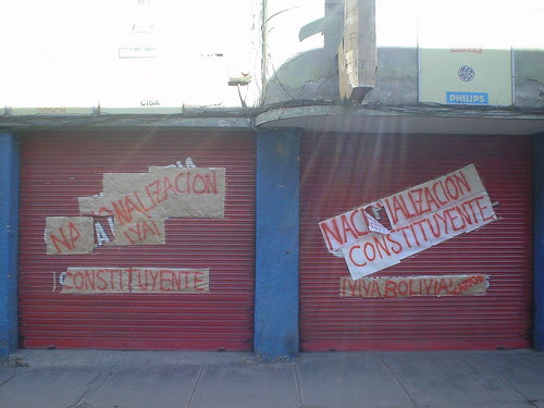 Nacionalizacion constituyente