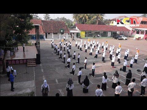 MTS Tanwiriyyah Gelar Masa Ta'aruf Siswa Madrasah