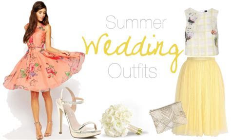 Summer Wedding Guest Outfits   Fashion, Beauty & Style
