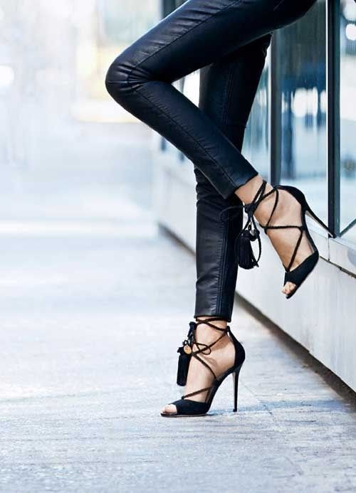 For a hot date!#love #fashion #girl #shoes #glam