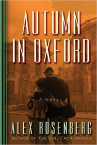 Autumn in Oxford