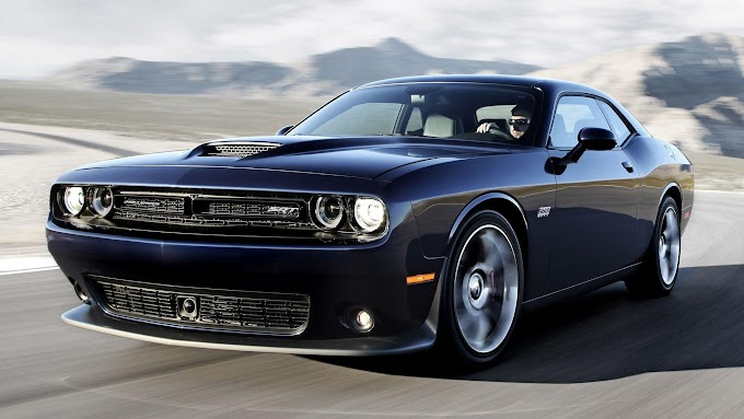 Awesome Dodge Challenger Wallpaper Free