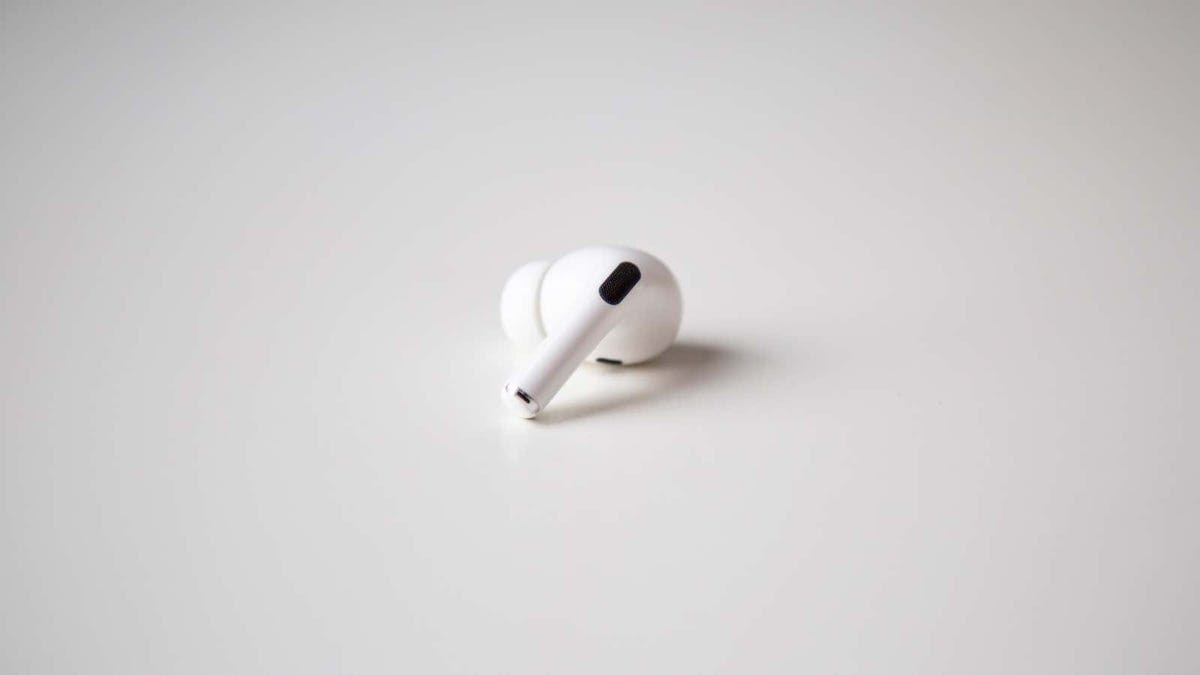 Psst! Apple's Giving You Another Year to Get Your Crackling AirPods Pro Fixed
