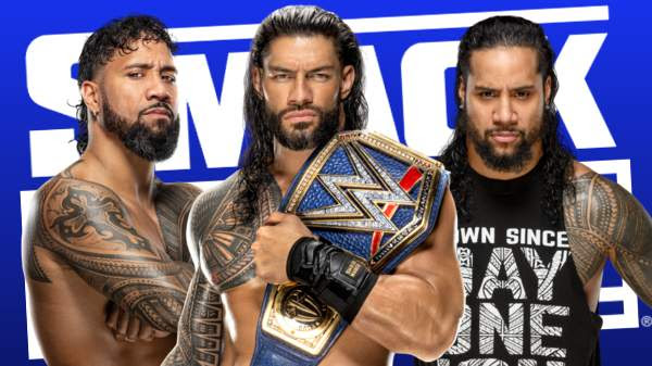 Watch WWE Smackdown Live 6/11/21 June 11th 2021 Online Full Show Free