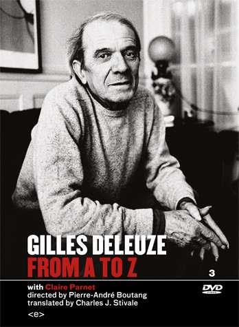 693457368235e54f96ff Pierre André Boutang   Labécédaire de Gilles Deleuze AKA Gilles Deleuze from A to Z (1996)