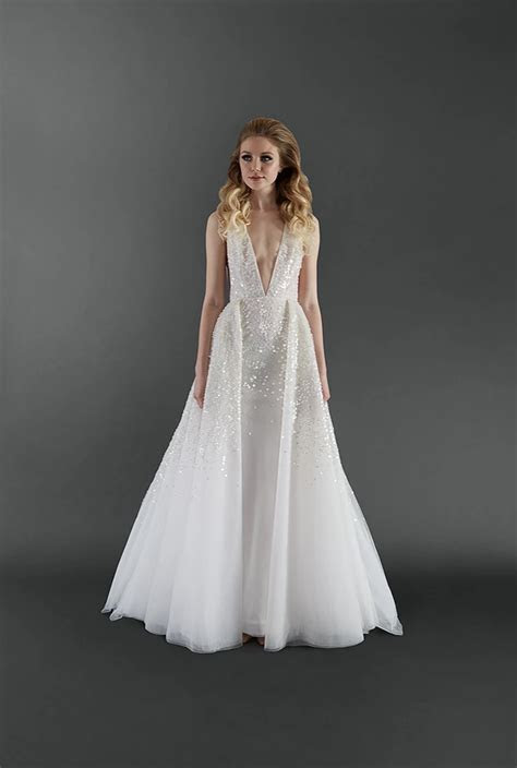 EXCLUSIVE: Get The Details On The Fairy tale Wedding Dress