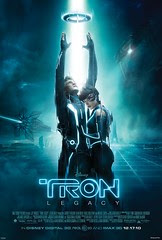 tron legacy movie poster 1
