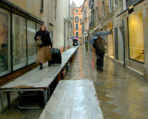 Venice - Walking The Plank