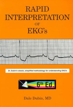 Dubin's Rapid Interpretation of EKG's