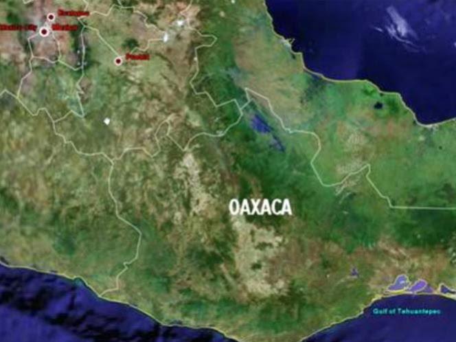El Sismológico Nacional reporta temblor de 5 grados en Oaxaca