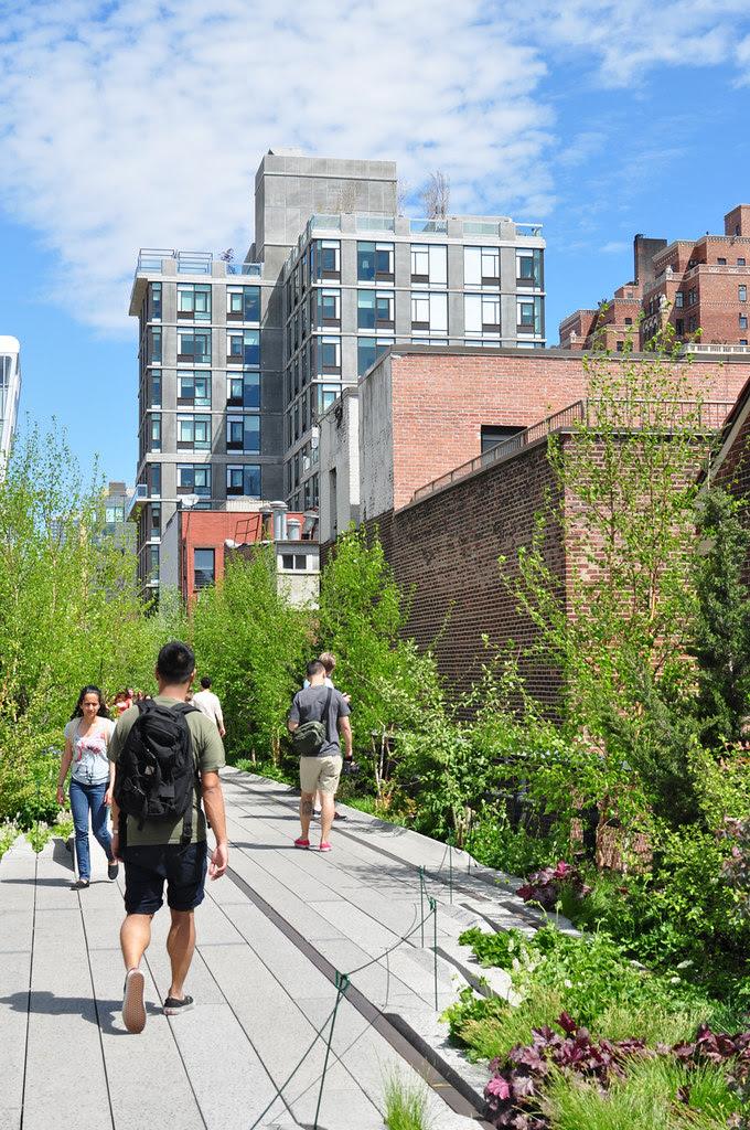 NYC: The High Line