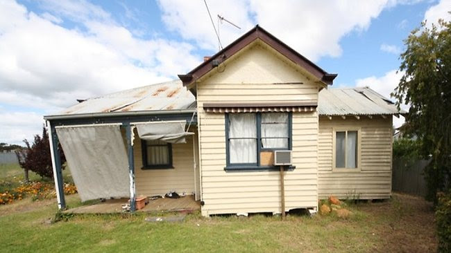 Where to find a house in Victoria for less than 100 000