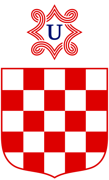 Archivo:Coat of arms of the Independent State of Croatia.svg