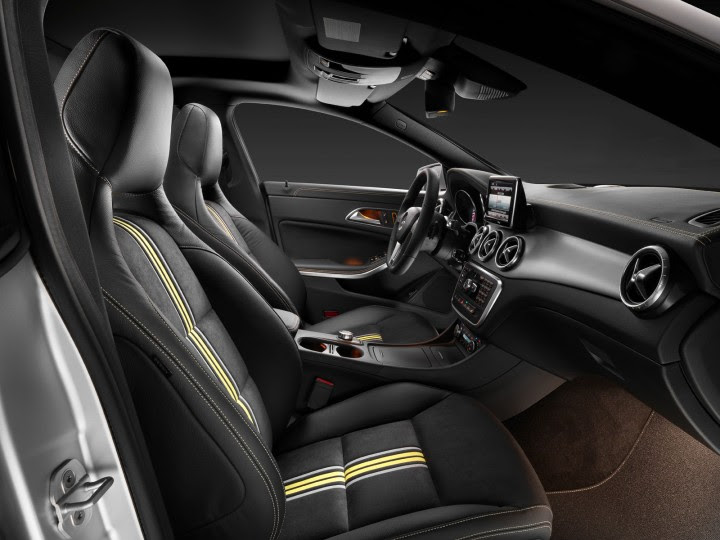 Mercedes-Benz CLA-Class: the design - Car Body Design