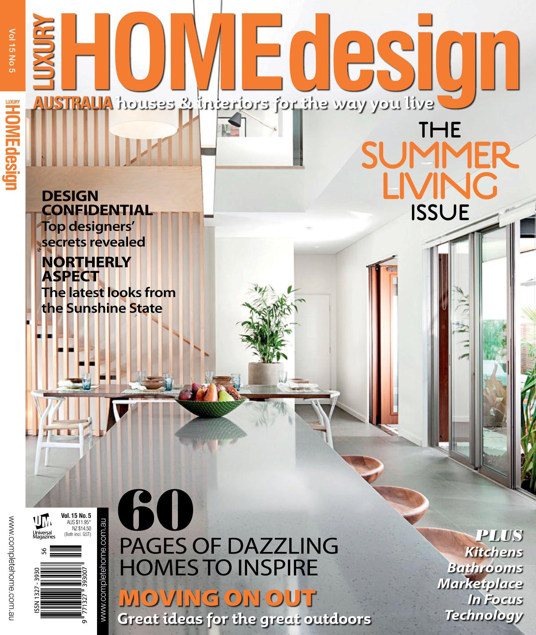 Huge readership increases for Luxury Home Design, Belle