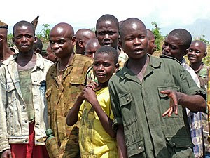 Former Child Soldiers in the Democratic Republ...