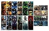 ローグ・ワン/スター・ウォーズ・ストーリー CHARA-POS COLLECTION BOX商品 1BOX = 8個入り(1個 = 2枚入り)、全16種類