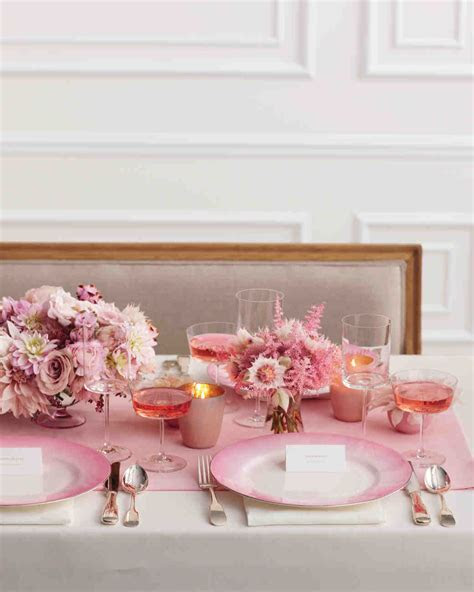Pink Bridal Shower Ideas and Decorations We Love   Martha