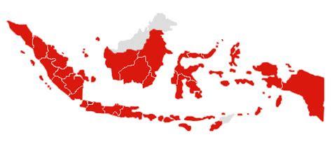 ombak indonesia negara  ramai penduduk muslim