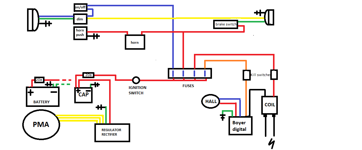 Sparx Wiring Diagram