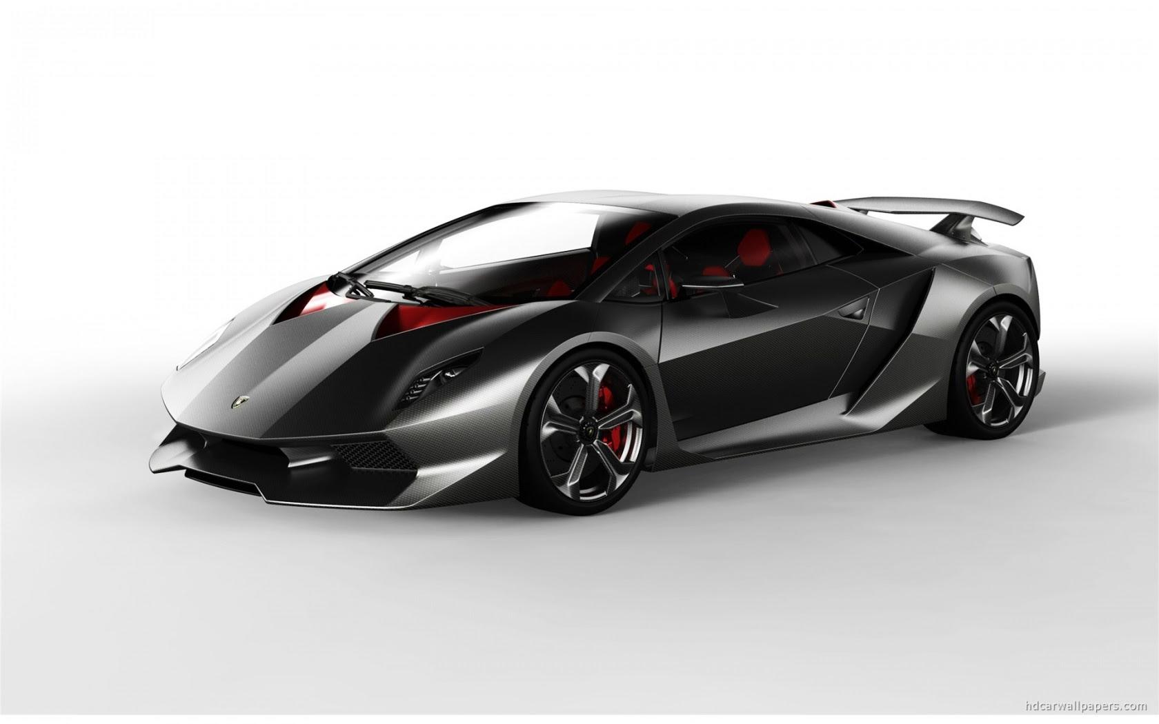 2010 Lamborghini Sesto Elemento Concept Wallpapers In