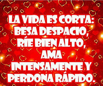 Imagenes De Corazones De Amor Con Frases Para Facebook Descargar