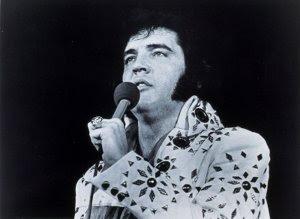 Elvis Presley (Imagine: Mediafax Foto/AFP)
