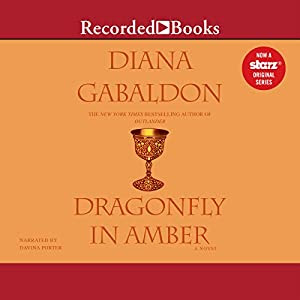 http://carolesrandomlife.blogspot.com/2016/01/audiobook-review-dragonfly-in-amber-by.html
