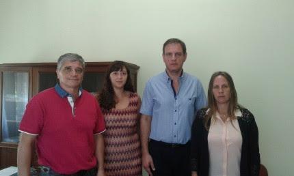 Santoro recibió al equipo que investiga las causas relacionadas al narcotráfico
