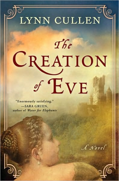 Creation of Eve by Lynn Cullen book cover