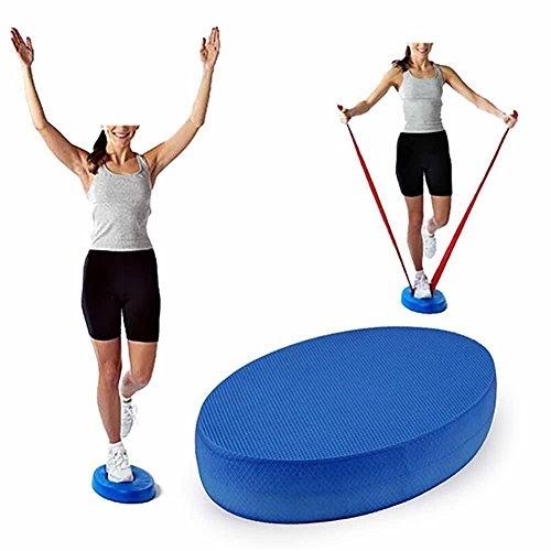 Balance Board da Bambini Tavoletta in Plastica per Allenamento Equilibrio e Coordinazione attivit/à di Divertimento Fitness