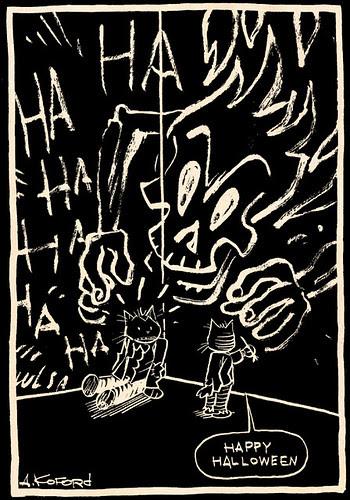 Laugh-Out-Loud Cats #2378 by Ape Lad